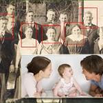 La lignée familiale