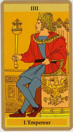 empereur-tarot