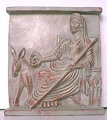 Vesta, la déesse des foyers