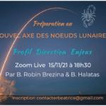 Read more about the article Langage Vibratoire «Nouvel axe des noeuds lunaires»   15 novembre 2021 à 18h30