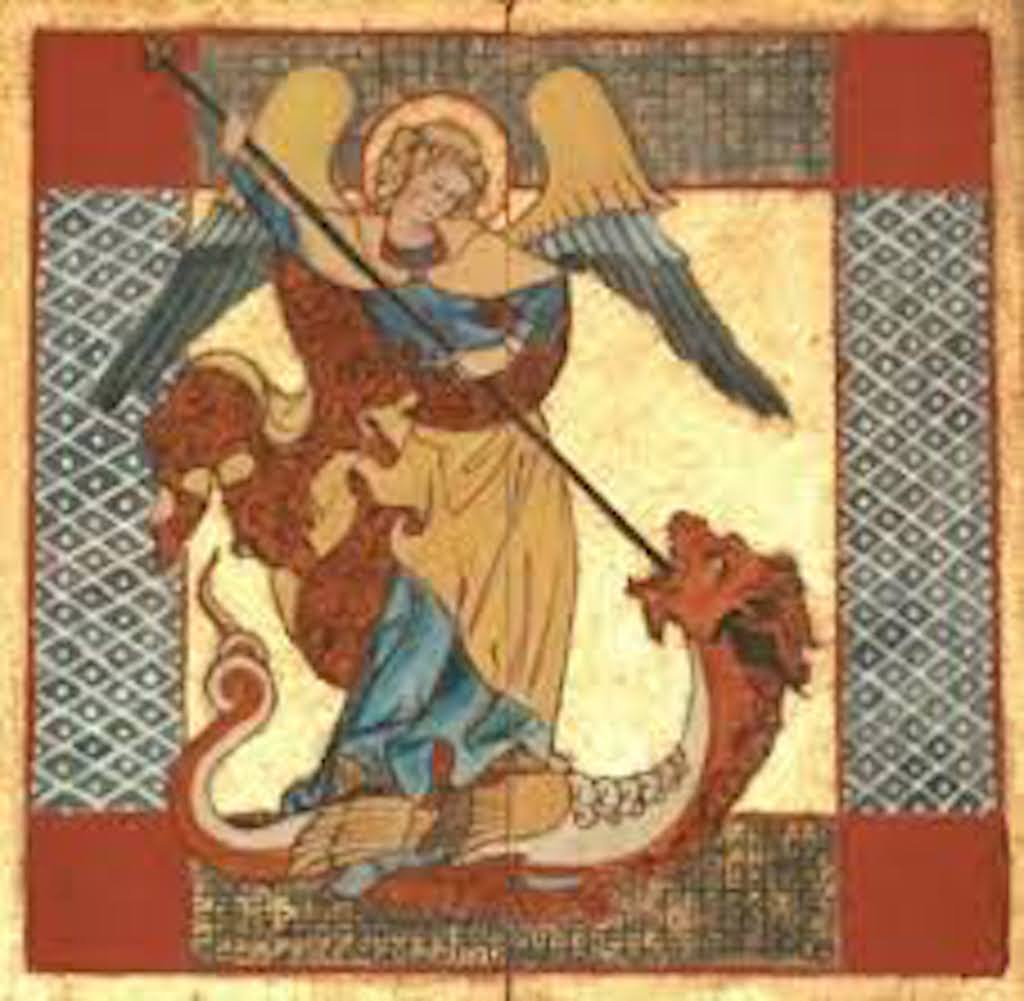 You are currently viewing Le 29 septembre le jour où l'on honore l'archange Michaël